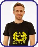 Галерея футболок Близнецы