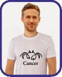Галерея футболок Рак
