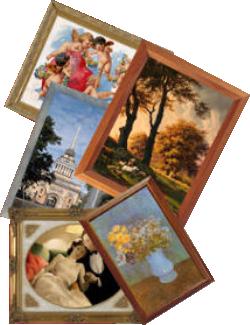 Картины на холсте